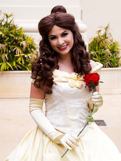 Click here to see our Princess Characters