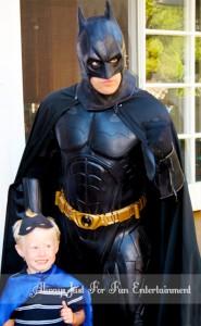 Batman with Child