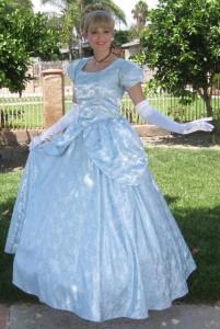Cinderella Paige