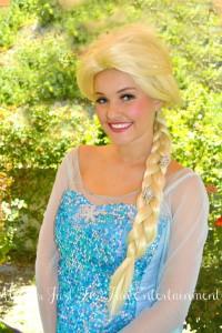 Ice Queen Maddie