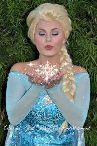 Ice Queen Megan