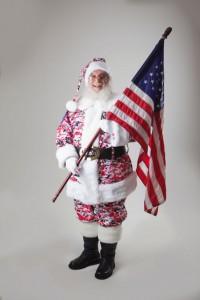 Military Santa-PP
