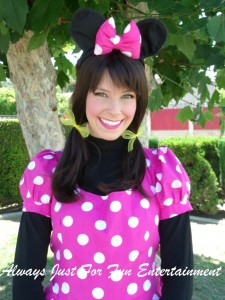 Minnie Mouse Girl