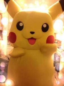 Pikachu Pokeman