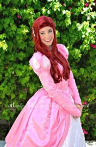 Pink Mermaid Kelsie