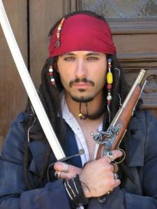 Captian Jack Sparrow