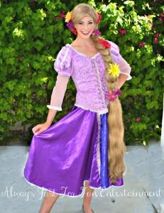 Rapunzel Kelsie