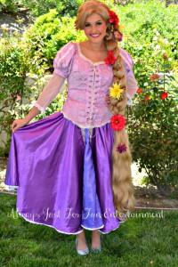 Rapunzel Maddie