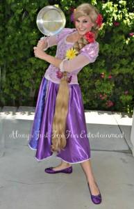Rapunzel Megan