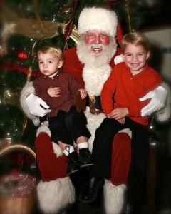 Santa J