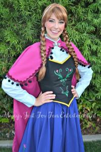 Anna Snow Princess