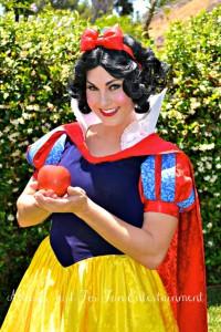 Snow White Megan
