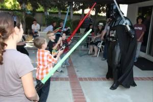 Star Wars Stunt Show