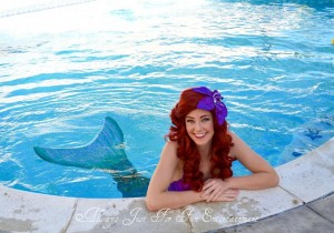 Swimming Mermaid Kelsie