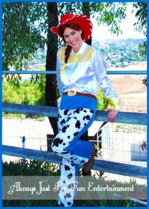 Toy Story Cowgirl