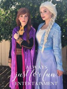 Frozen 2 Elsa Anna
