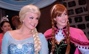 Elsa Anna Frozen