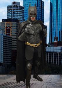 Batman Grey