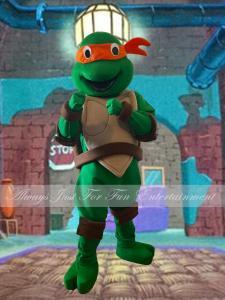 Ninja Turtle Michaelango